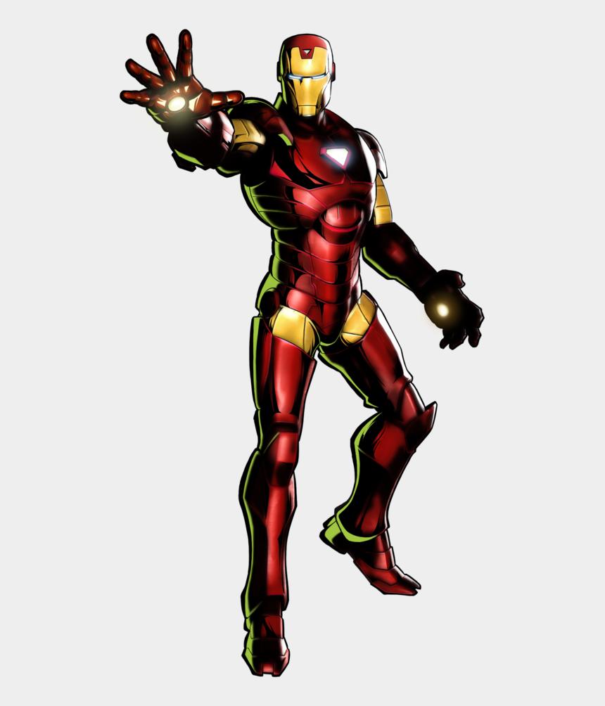 ironman clipart, Cartoons - Hulk Clipart Iron Man - Ultimate Marvel Vs Capcom 3