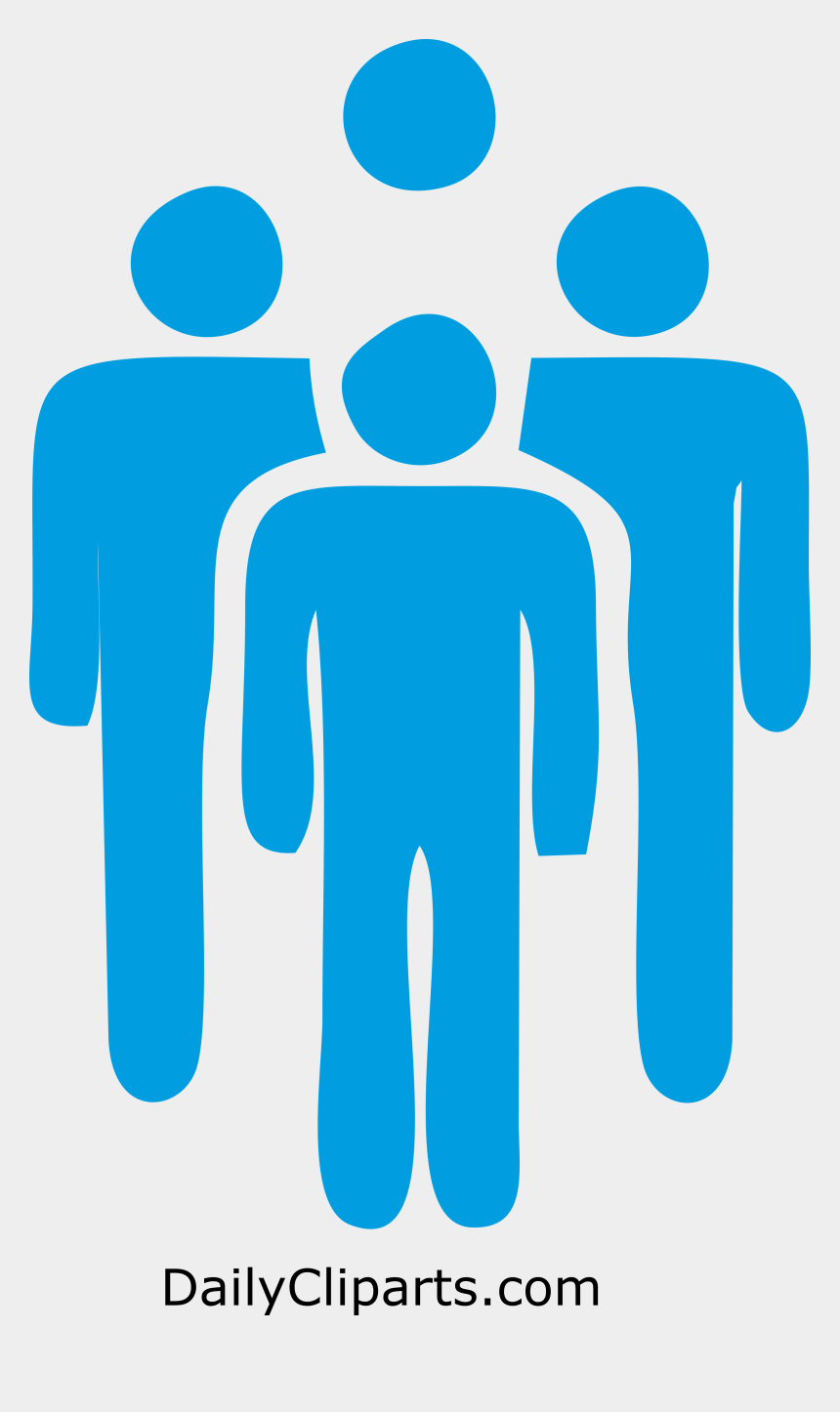 man standing clipart, Cartoons - Group Of Men Standing - Group Of Women Icon