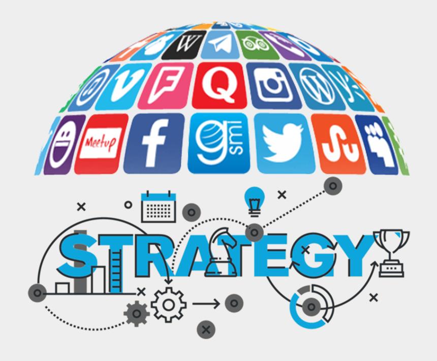 social work clipart, Cartoons - Social Media Management - Social Media Strategies Summit Chicago 2019