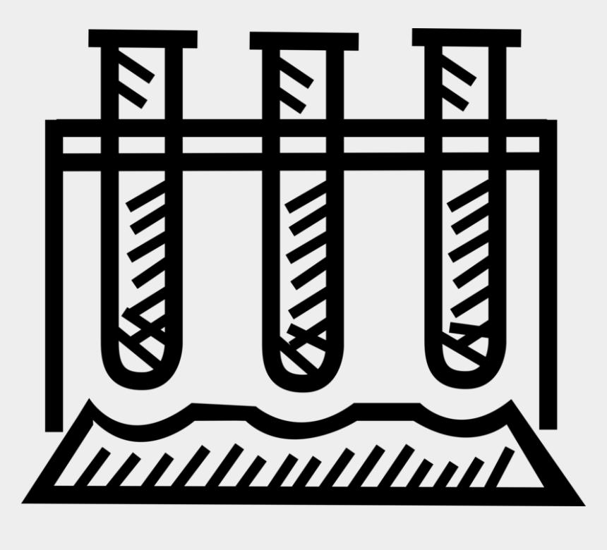 science beakers and test tubes clipart, Cartoons - Tubo De Ensayo De Laboratorio