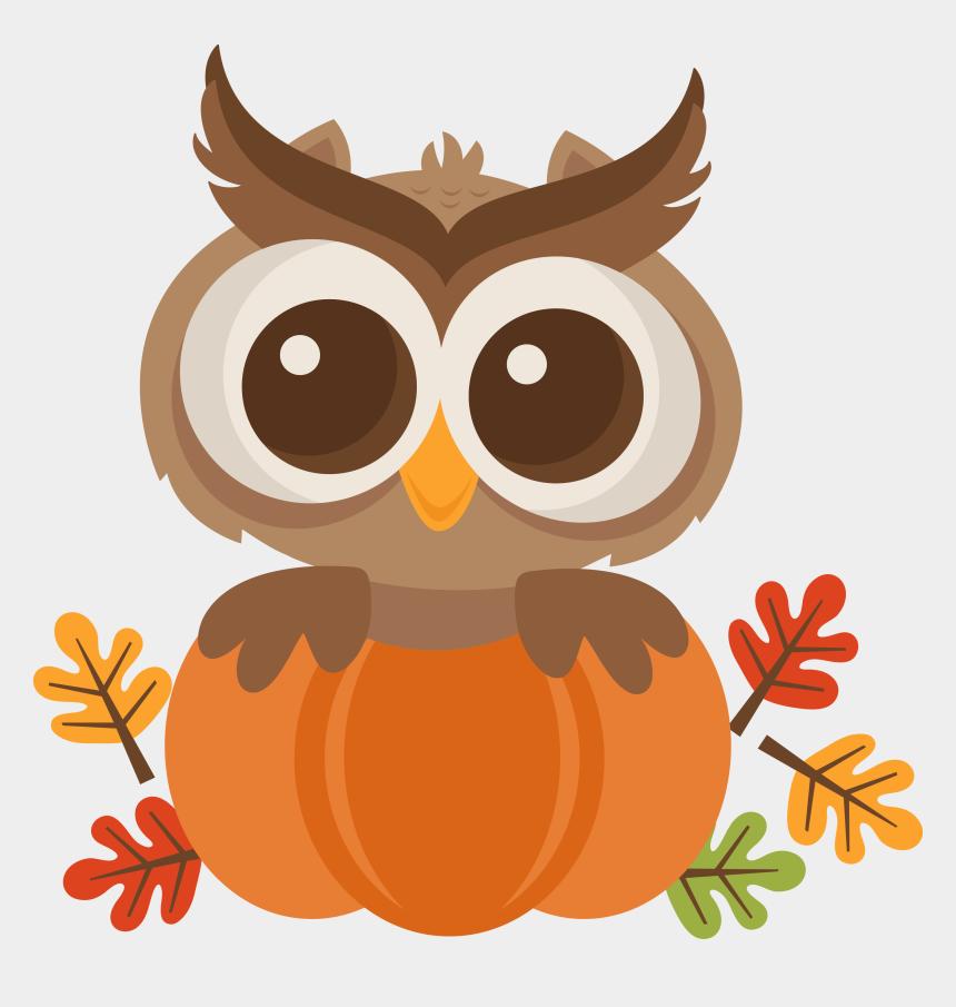 fall owl clipart, Cartoons - Mkc Owlinpumpkin Svg Baby Shower Fall, Fall Baby, Pumpkin - Autumn Owl Clip Art