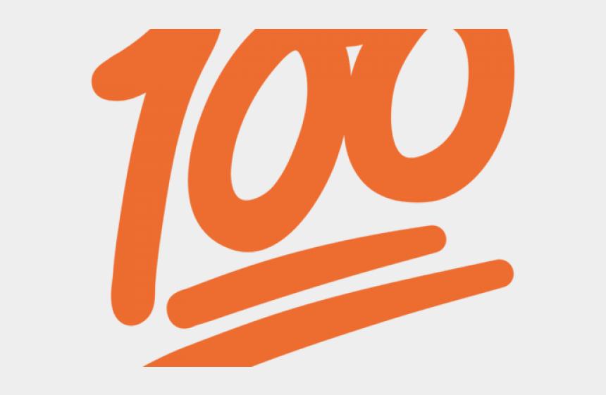percent clipart, Cartoons - Hand Emoji Clipart 100 Percent - Emoji De Whatsapp Png