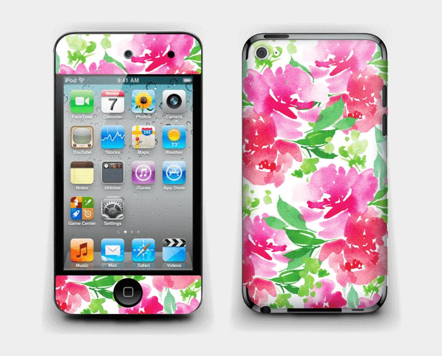 ipod clipart, Cartoons - Transparent Ipod Case - Apple Iphone 4