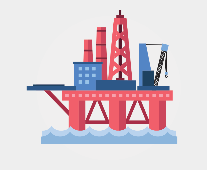 big rig clipart, Cartoons - Marine Offshore Icon Clipart , Png Download - Offshore Icon