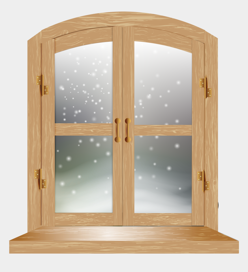 house window clipart, Cartoons - Christmas Window Png