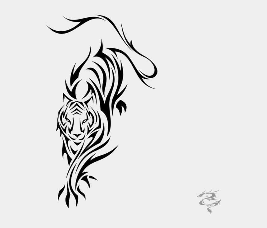 tiger head clipart, Cartoons - Tiger Tattoos Png Clipart - Tiger Tattoo Png