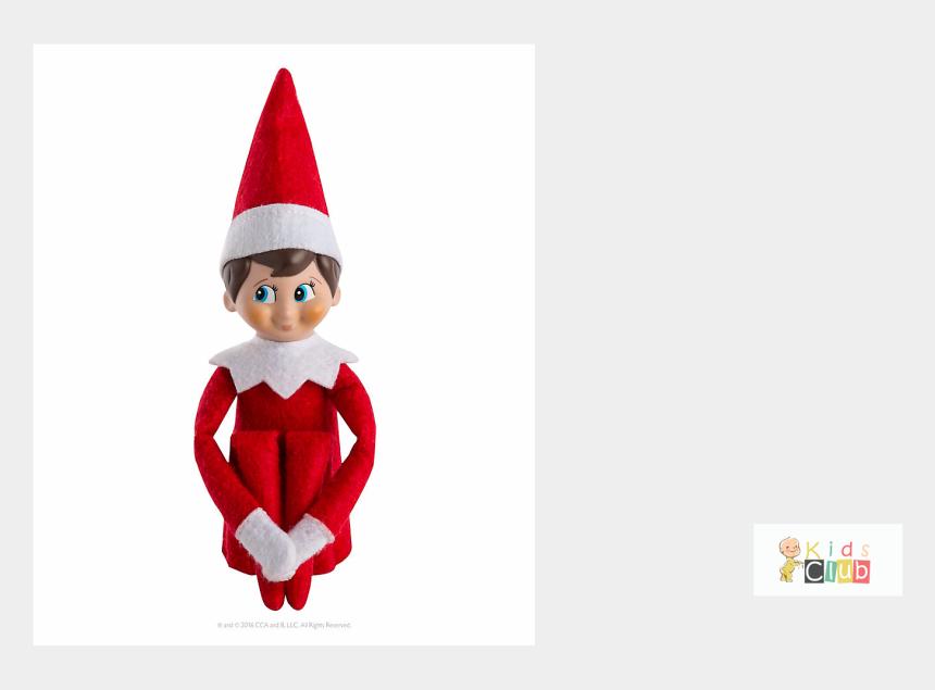 elf on the shelf clipart black and white, Cartoons - Christmas Elf