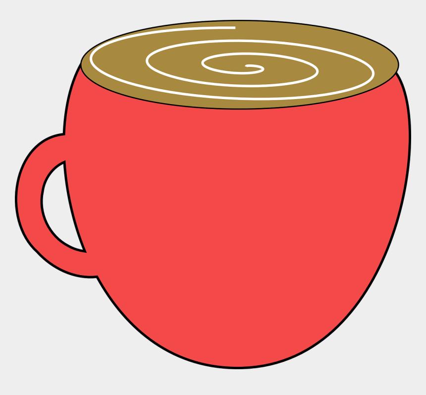 coffee and donuts clipart, Cartoons - Hot Chocolate Clipart Hot Thing - Canecas Em Desenho Png