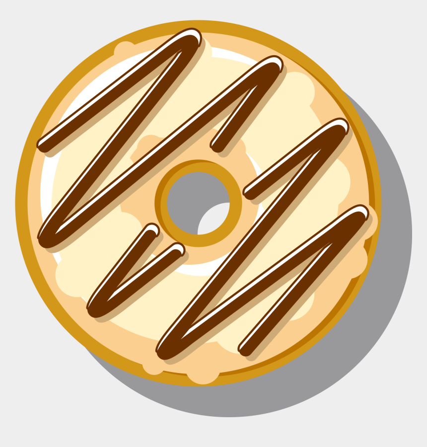 coffee and donuts clipart, Cartoons - Classberry Coffee Donut - Illustration