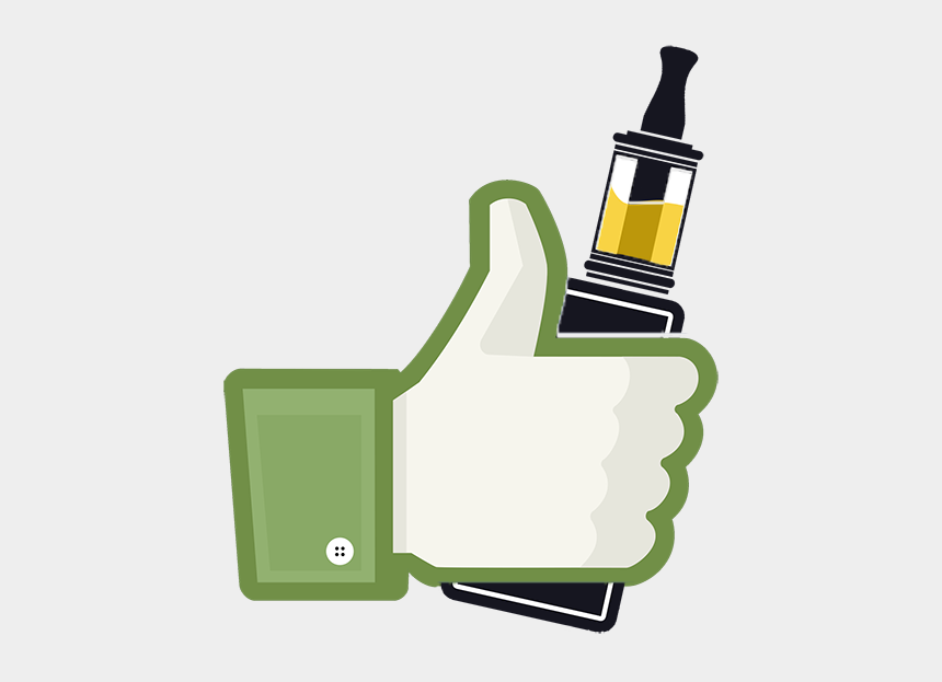 tobacco pipe clipart, Cartoons - An Electronic Smoking Pipe Can Be Activated Either - Facebook Thumbs Up