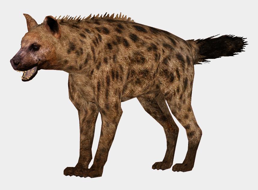 hyena clipart, Cartoons - Spotted Hyena
