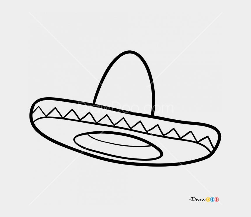 sombrero clip art, Cartoons - Sombrero Clipart Draw - Draw A Sombrero Clip Art