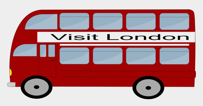 bus clip art, Cartoons - Tour Bus Clipart