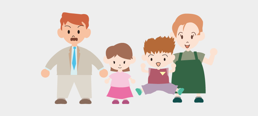 family clip art, Cartoons - View All Images-1 - お父さん イラスト