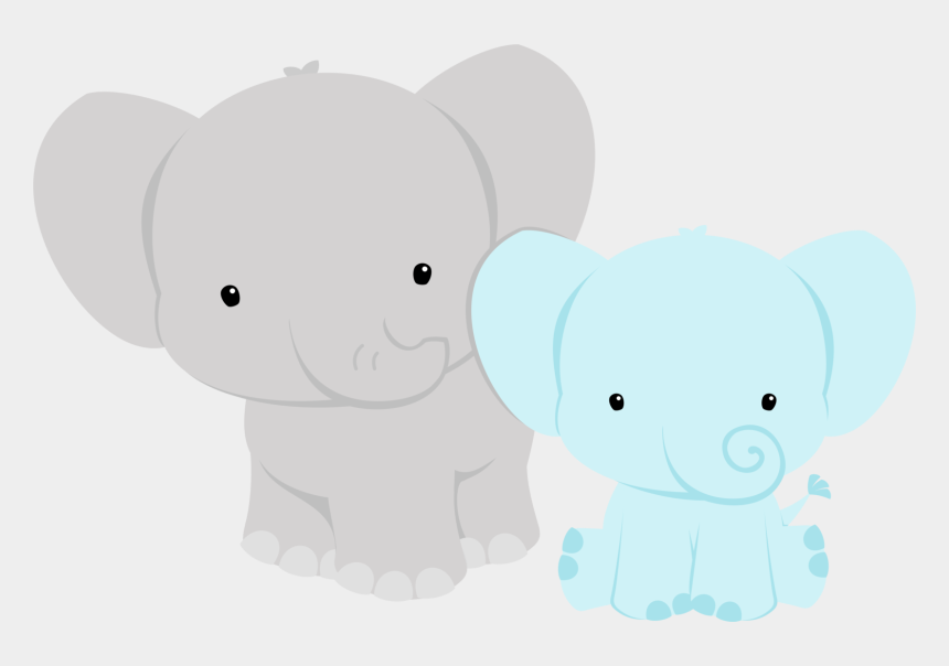 baby shower clipart, Cartoons - Elephants Clipart Baby Shower - Bebe Decoracion Png