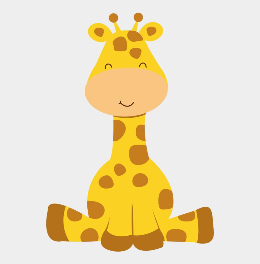 baby shower clipart, Cartoons - Hd Zebra Baby Shower Png Giraffe Clipart Baby Shower - Jirafa Safari Bebe Png
