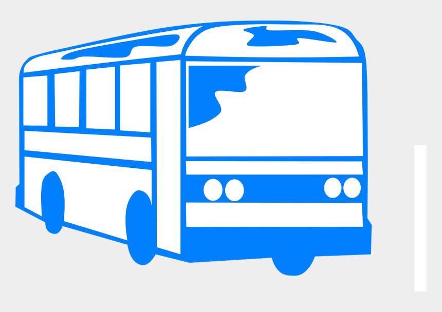 bus clip art, Cartoons - Bus Stop Icon
