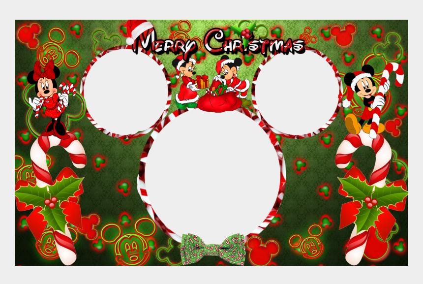 christmas clip art border, Cartoons - Free Disney Christmas Border Clipart - Disney Christmas Clipart Borders