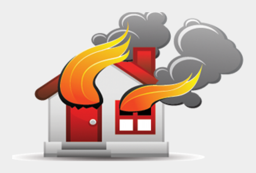 Smoke fire. Vacuum clipart damage cliparts