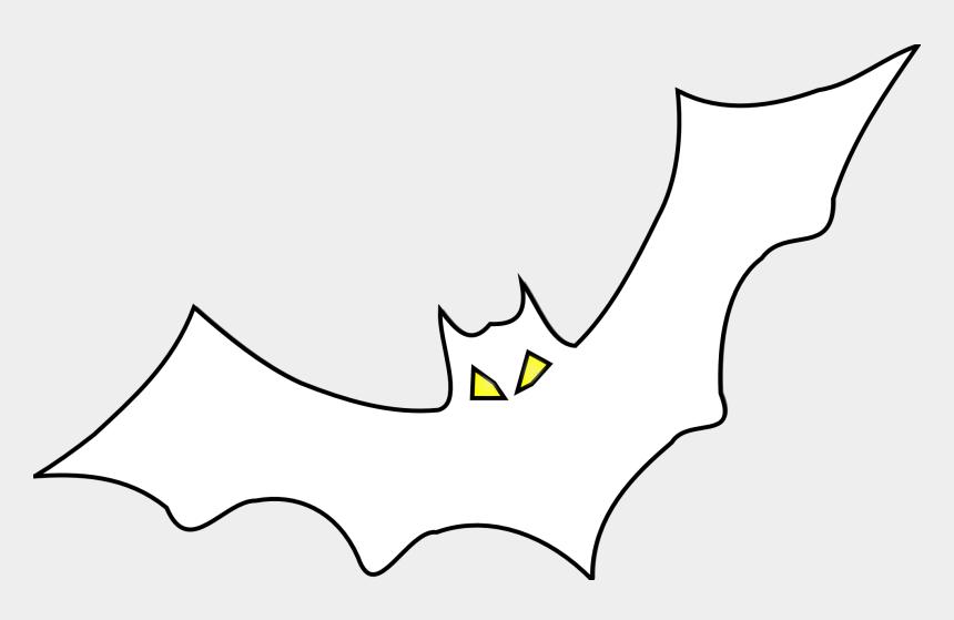 bat clip art, Cartoons - Net Clip Art Bat Beta Black White Art Halloween Svg - Halloween White Bat Png