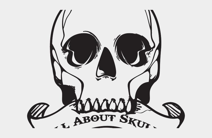 skull clip art, Cartoons - Gothic Clipart Gothic Skull - Drawing