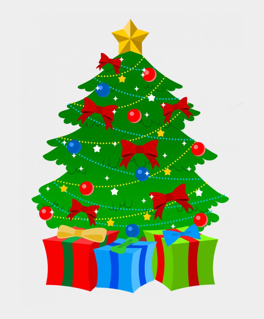 christmas tree clip art black and white, Cartoons - Christmas ~ Christmas Tree Clip Art Free Imageschristmas - Cute Christmas Tree Clipart