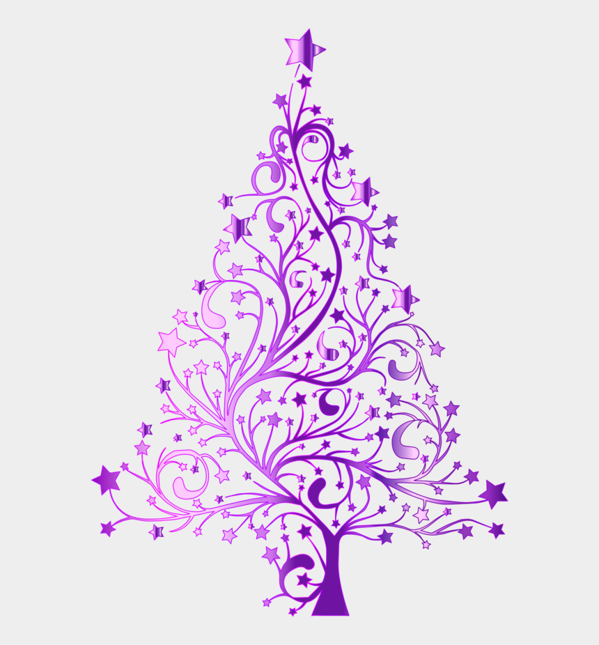 christmas tree clip art black and white, Cartoons - Christmas Tree Line Art - Christmas Tree Png Black And White
