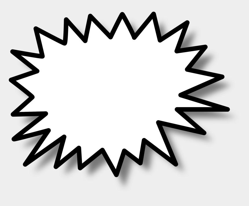 explosion clip art, Cartoons - Callout Star Clip Free Stock - Star Burst Clip Art