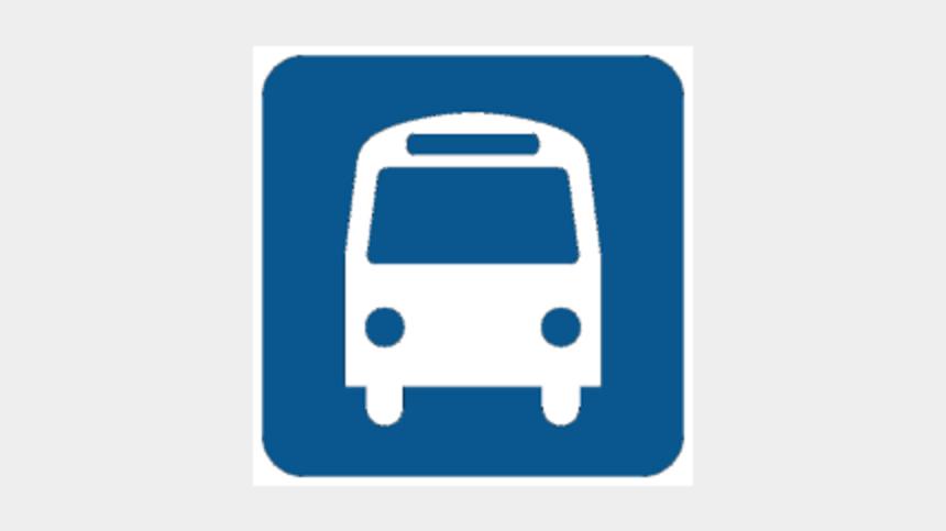 bus clip art, Cartoons - Bus Stop Vector Free