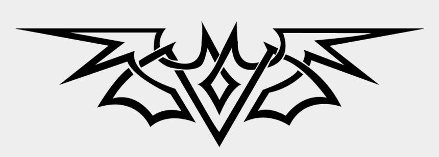 bat clip art, Cartoons - Cute Bat Clip Art - Tribal Batman Logo Tattoo Designs
