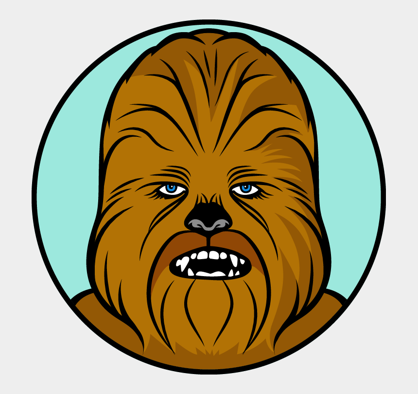 star wars clip art, Cartoons - Chewbacca Clipart At Getdrawings - Star Wars Chewbacca Vector