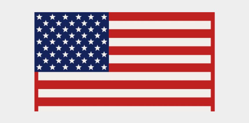 american flag clipart, Cartoons - Drawn American Flag Clipart - American Flag With White Border
