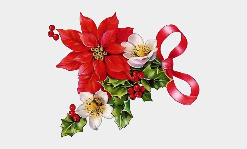 poinsettia clipart, Cartoons - Christmas Poinsettia Clip Art - Clip Art Christmas Poinsettia