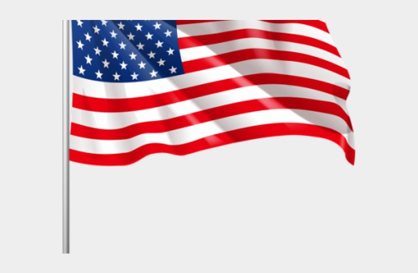 american flag clipart, Cartoons - Usa Flag Clipart - Transparent American Flag Clip Art