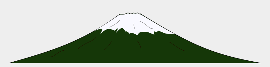 mountain clip art, Cartoons - Mountain Png - Clip Art Of A Mountain