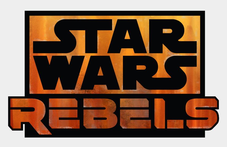star wars clip art, Cartoons - Star Wars Rebels Title
