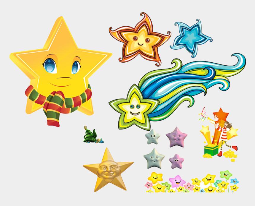 stars clip art, Cartoons - Moon Sun Clip Art - Cute Symbols