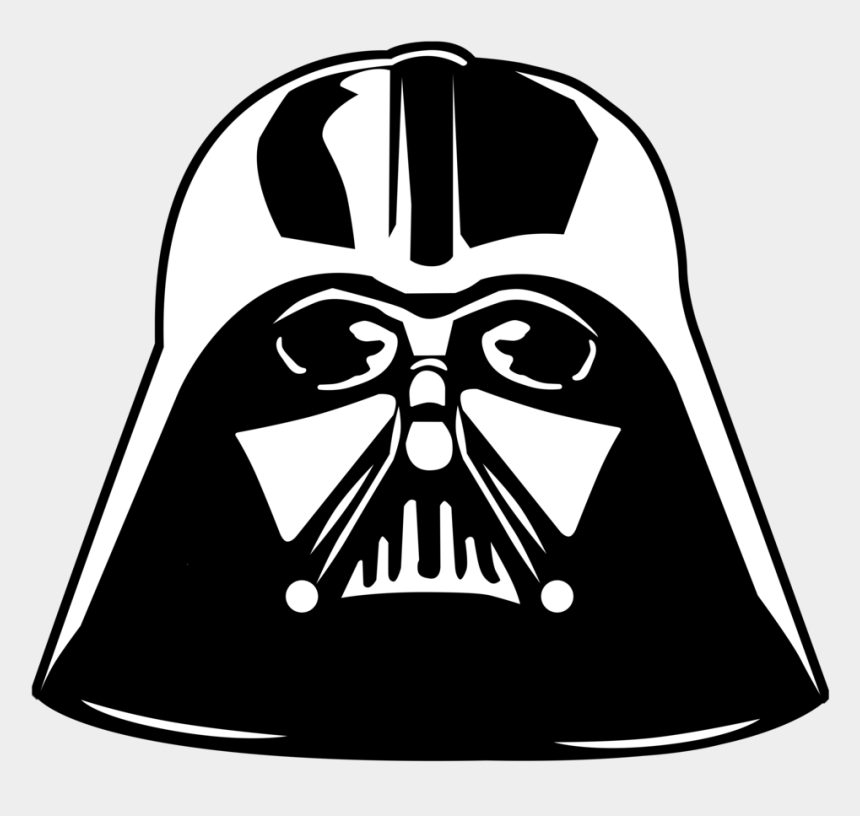 star wars clip art, Cartoons - Star Wars Clipart Png Googl - Star Wars Darth Vader Mask Png
