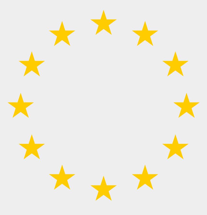 stars clip art, Cartoons - How To Set Use European Stars Svg Vector - European Union Stars