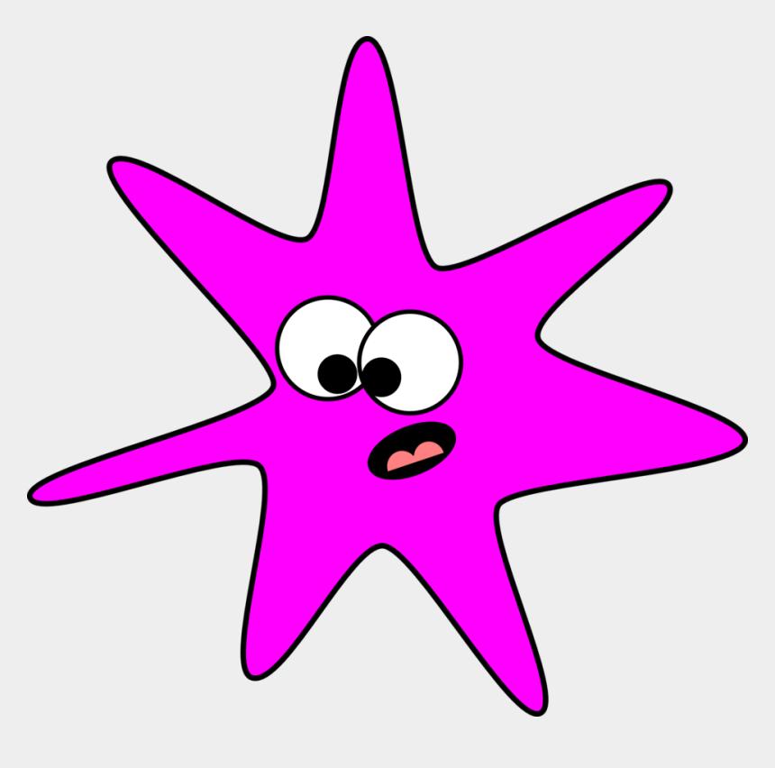 stars clip art, Cartoons - Purple Stars Clipart - Star Public Domain