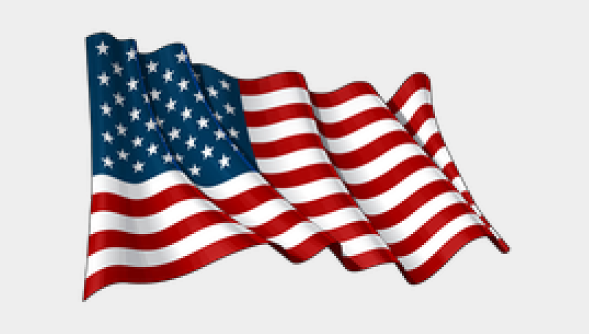 american flag clipart, Cartoons - American Flag Clipart Png - Wavy American Flag Drawing