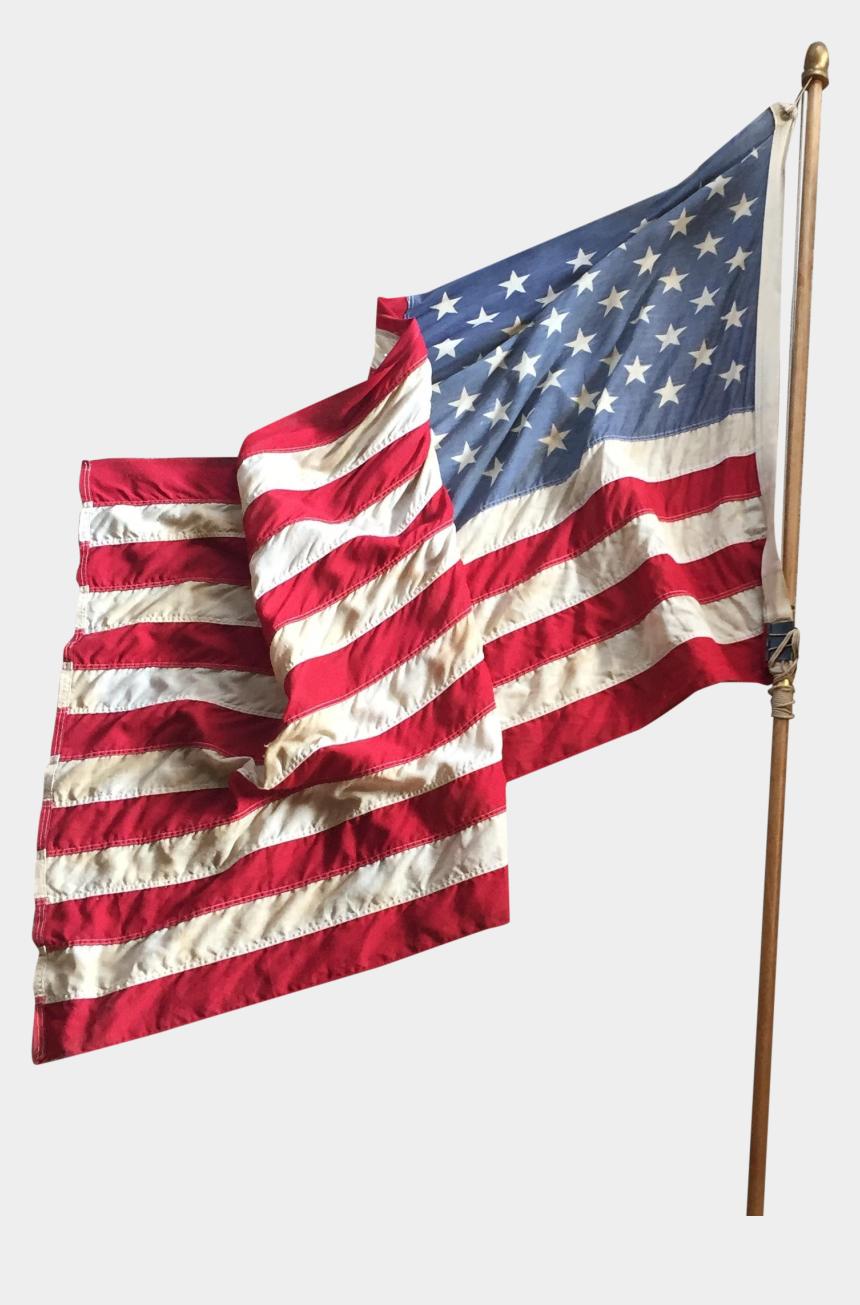 american flag clipart, Cartoons - Flags Clipart Vintage - American Flag Vintage Transparent
