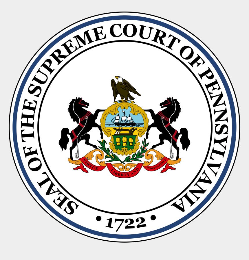 criminal clipart, Cartoons - Criminal Clipart Justice Supreme Court - Pa Supreme Court Seal