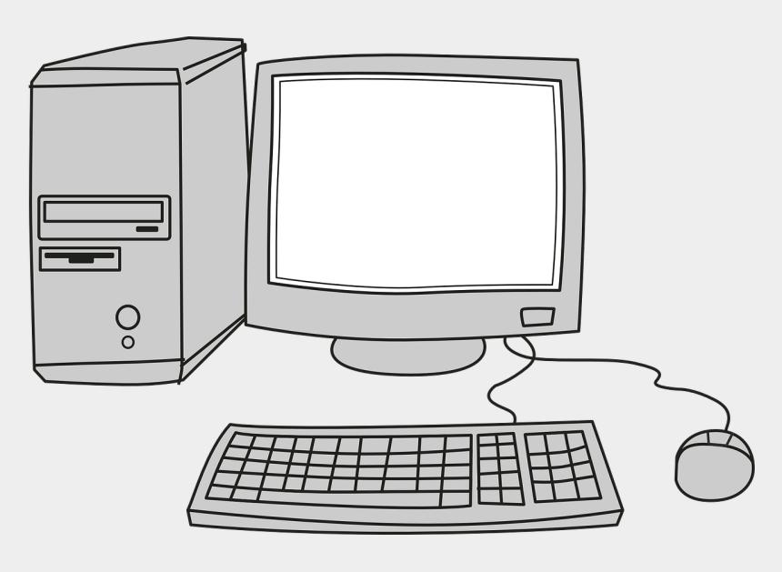 Computer Screen Desktop Computer Cartoon Png Cliparts Cartoons Jing Fm