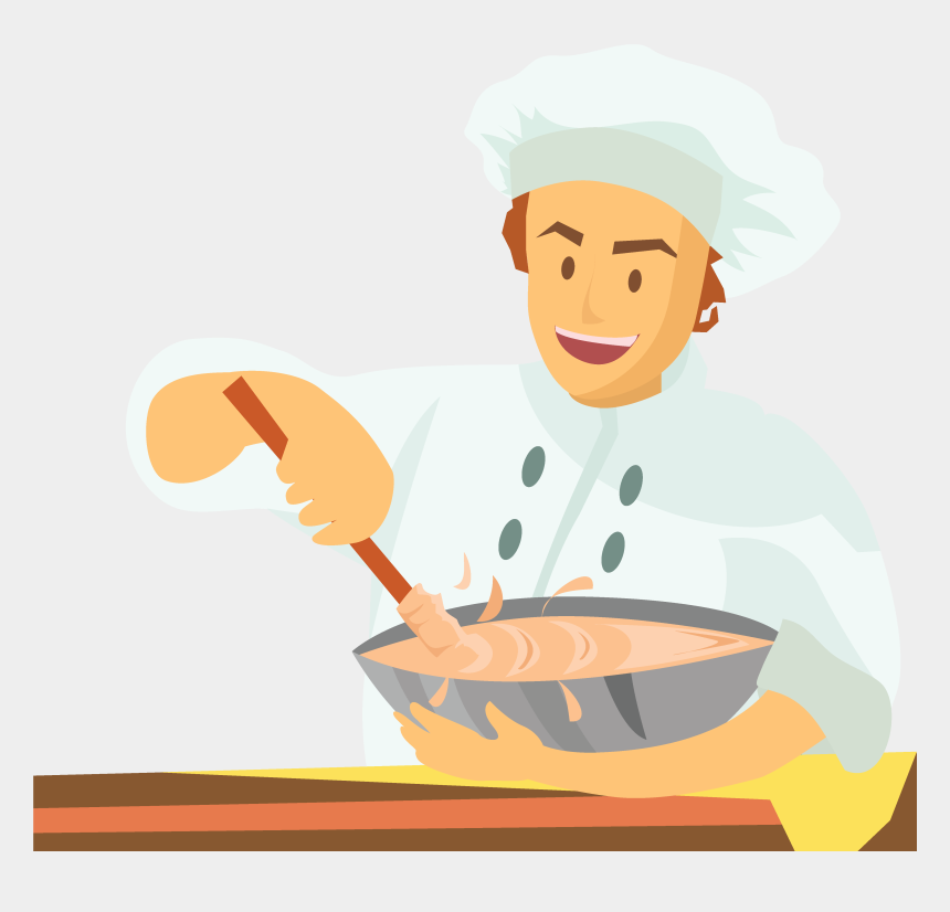 cook clipart, Cartoons - Cook Clipart Cooking Show - Food