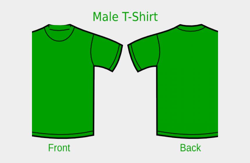 t-shirt clip art, Cartoons - Tshirt Clipart Green Shirt - Jade Green T Shirt