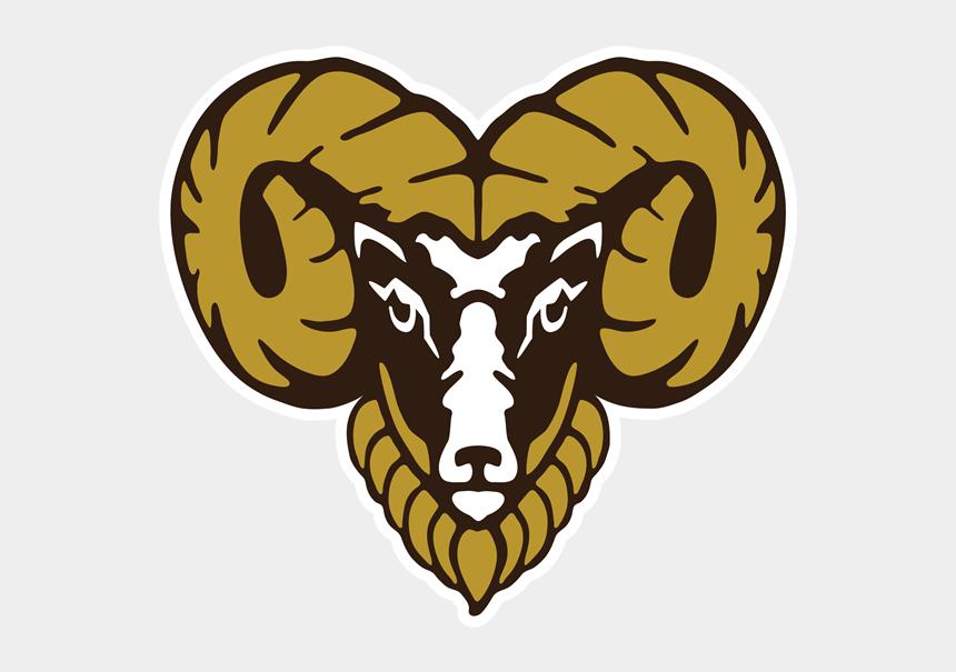 high school clip art, Cartoons - Ram Logo - Highlands High School Rams
