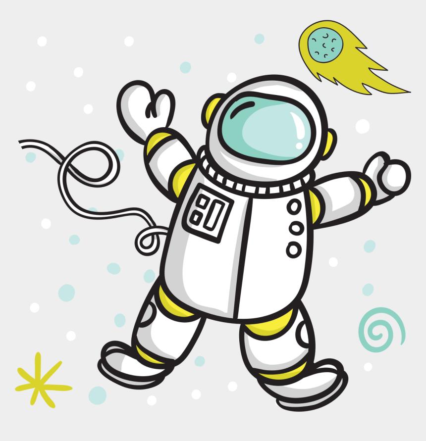 astronaut clip art, Cartoons - Clipart Of Astronaut - Astronaut Clipart