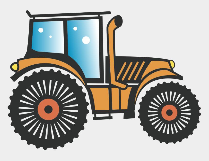 tractor clip art, Cartoons - Tractor - Tractor Logo