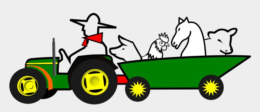 tractor clip art, Cartoons - Logo Tractor Animales - Imagenes De Logotipos De Granjas